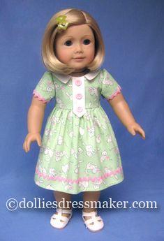 American Girl Doll ~ Kit