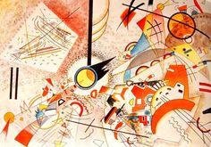 Wassily Kandinsky - Untitled, 1923