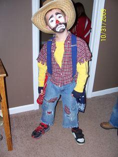 Rodeo Week Clown Costume Rodeos Clown Halloween