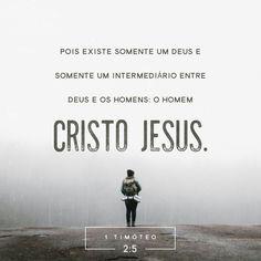1 Timóteo 2:5