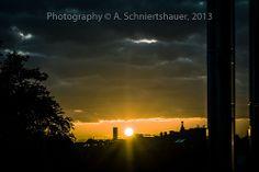 sunrise @ Eurohochhaus