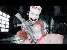 Kiss Me Purge Mask Halloween SFX Makeup Tutorial | THE PURGE MINI SERIES - YouTube