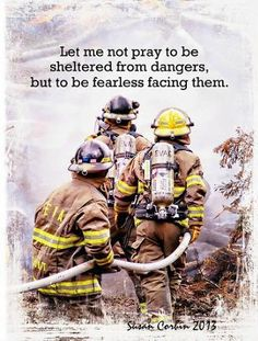 ... #firefighters