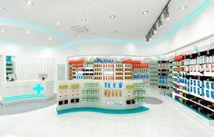 Φαρμακείο Μακρή Έλενα (Γλυφάδα) Pharmacy Store, Store Design, Interior Ideas, Facades, Point Of Sale, Pharmacy, Home Decor Ideas, Design Shop