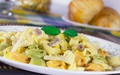 Recetas | Pastas Doria