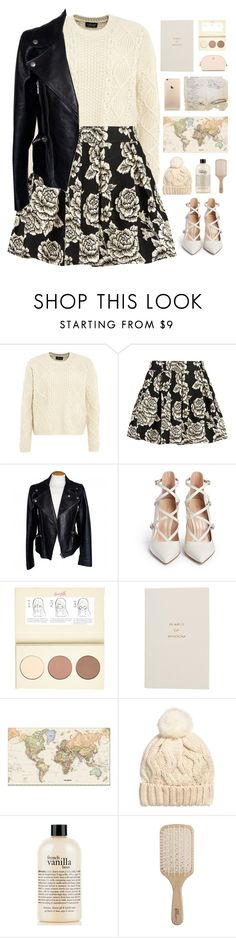 """""""Winter days"""" by genesis129 on Polyvore featuring Topshop, Zibi London, Alexander McQueen, Gianvito Rossi, River Island, Smythson, H&M, philosophy, Philip Kingsley and Tory Burch"""