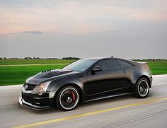 Texas Based Hennessey Performance Cadillac CTS-V VR1200 Twin Turbo...1226hp!