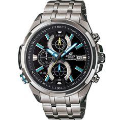 02fa9162a5f Relógio Casio Masculino Edifice EFR-536ZD-1A2VUDF Relógios Mormaii