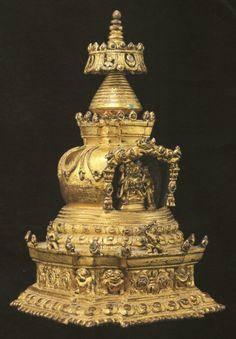 2013 Tibetan Art, Tibetan Buddhism, Buddhist Shrine, Religious Symbols, Buddha Art, Crystal Vase, Statue, Ropes, Namaste