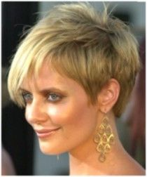 Beautiful Blonde with Asymmetrical Short Crop Haircut. A Hairdresser's Love. Some days can be much more rewarding than others for a hairdresser. Here is one such story that changed lives of those involved. Don't miss it.