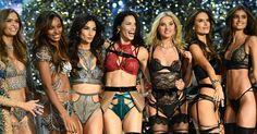Vote:  Victoria's Secret Fashion Show the best Beauty Looks