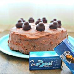 Lidias Chocolate Hazelnut Cake
