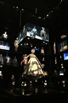 Alexander McQueen Savage Beauty Exhibition V&A Pictures (Vogue.co.uk)