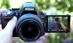 Which camera is best for Bloggers?