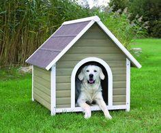 """Képtalálat a következőre: """"kutyaház készítés saját kezűleg"""""""