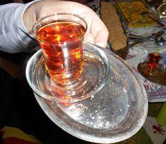 Persian tea.
