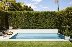 Having a pool sounds awesome especially if you are working with the best backyard pool landscaping ideas there is. How you design a proper backyard with a pool matters. Backyard Pool Landscaping, Small Backyard Pools, Backyard Pool Designs, Small Pools, Swimming Pools Backyard, Swimming Pool Designs, Lap Pools, Indoor Pools, Pool Decks