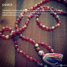 love this Mala AND this quote!!