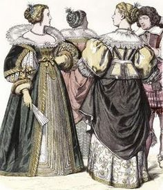 Fashion in the 17th Century