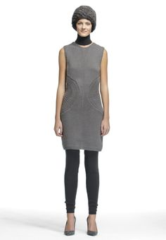 Look 8 Fall 2013 #fall #winter #fashion #design #style #cashmere