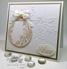 Christmas Blessings Sneak Peek! by scrappigramma2 - Cards and Paper Crafts at Splitcoaststampers