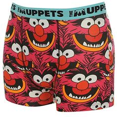 muppets animal mens boxers - Google Search