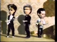 Duran Duran Japanese Funny CM Suntory Whiskey Q - YouTube