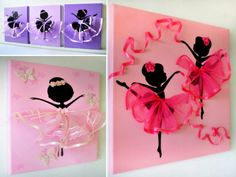 Ballerina Wall Art Canvas Ideas Are Gorgeous