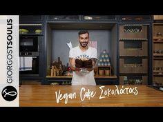 Vegan Cake Σοκολάτας με Φυστικοβούτυρο Αφοί Χαΐτογλου | #ΜηΜασάς by @Giorgos Tsoulis - YouTube Vegan Cake, Liquor Cabinet, Storage, Youtube, Home Decor, Purse Storage, Decoration Home, Room Decor, Larger