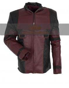 Dead Pool Ryan Reynold Celebrity leather jackets - Celebrity leather clothing
