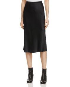 VINCE Line Skirt. #vince #cloth #skirt