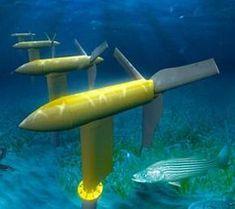 Underwater energy sources
