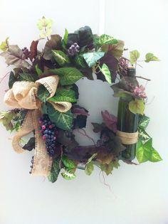 Summer wine wreath store 4930