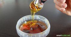 Haarentfernung muss weder schmerzhaft noch teuer sein. Chemiefrei sollte sie sowieso sein! Mit diesem Rezept stellst du Zuckergel für 0,50 € selbst her!