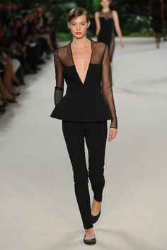 Akris RTW Spring 2013 - Slideshow - Runway, Fashion Week, Reviews and Slideshows - WWD.com