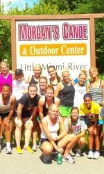 A Team Building day with UC soccer. #riseup