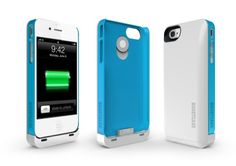Boost Case Hybrid almost doubles your battery life on 4 and 4s I phones