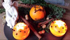 Orangenlichter