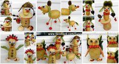 Dia da alimentação Preschool Curriculum, Kindergarten, Potato People, Science Art, Food Science, Autumn Activities, Fall Halloween, Art Education, Art For Kids