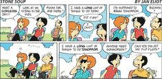 #STONE_SOUP__DAILY_COMIC_STRIP__20140420 [Salvador E. Prado in Facebook] http://www.gocomics.com/stonesoup#.U1RMdCwriM8