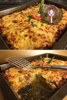 Bolognai rakott krumpli – Sylvia Gasztro Angyal Hungarian Recipes, Hungarian Food, Bologna, International Recipes, Food Hacks, Lasagna, Main Dishes, Food And Drink, Favorite Recipes