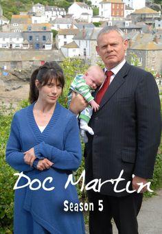 Waiting.... for season 5 of Doc Martin