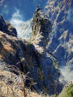 Pico do Arieiro, Madeira Island, Portugal