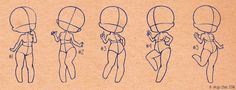 Chibi bases #7 (not mine so credit to creator)