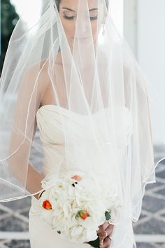 Coral wedding in Santorini  Amalia & Sterling  See more on Love4Wed  http://www.love4wed.com/coral-wedding-in-santorini/  Photography by Nikos P. Gogas   http://www.nikosgogas.com/