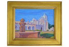 Mission San Luis Rey | West Coast Wonders | One Kings Lane