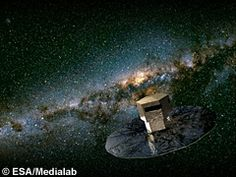 TNO - Gaia maps the Milky Way - in pin-sharp detail and 3D