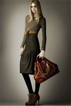 Burberry Prorsum - Pre-Fall 2012 2013 - Shows - Vogue.it
