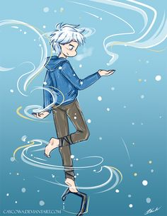 ROTG - Jack Frost by caycowa on deviantART