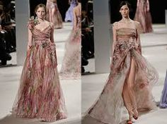 ELIE SAAB Haute Couture Spring Summer 2014 Fashion Show http://www.kissprom.co.uk